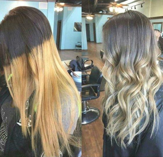 Идеи для окрашивания светлых волос