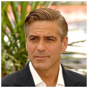 Стрижка британка Джордж Клуни