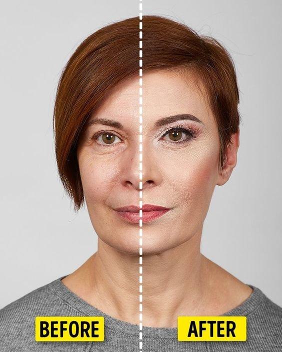 Как брови меняют выражение лица