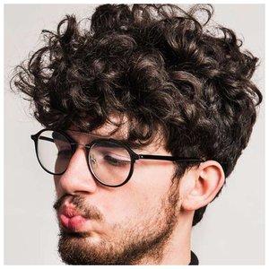 Гранж для волнистых волос