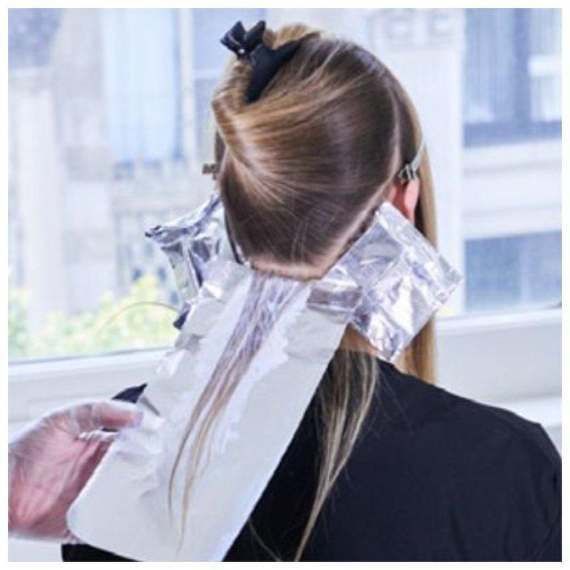 """Окрашивание волос """"контуринг"""" - техника нанесения"""
