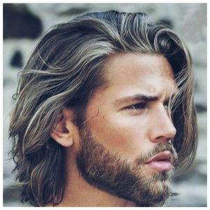 Длинные волосы стрижка гранж