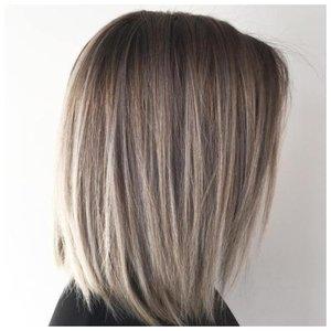 Красивая идея как покрасить волосы