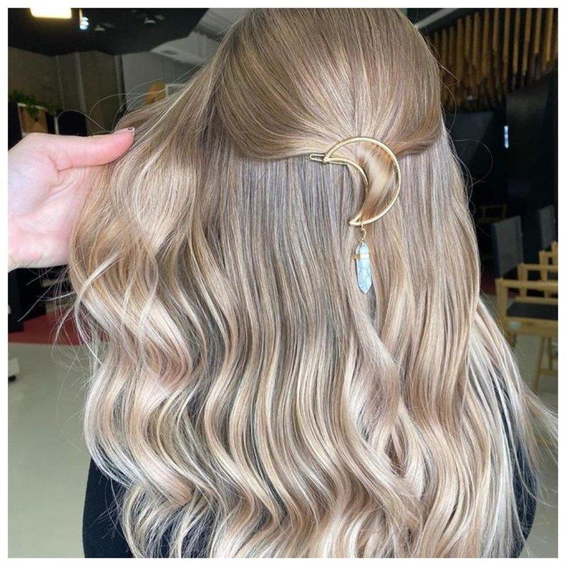 Окрашивание волос аиртач в светлый цвет
