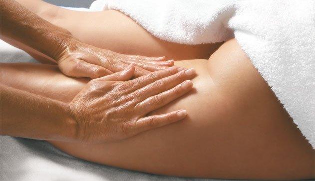 Лимфодренажный массаж руками
