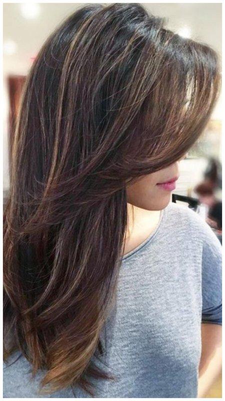 Аккуратная прическа для длинных волос
