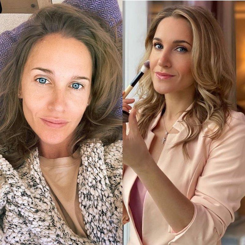 Юлия Ковальчук без макияжа фото
