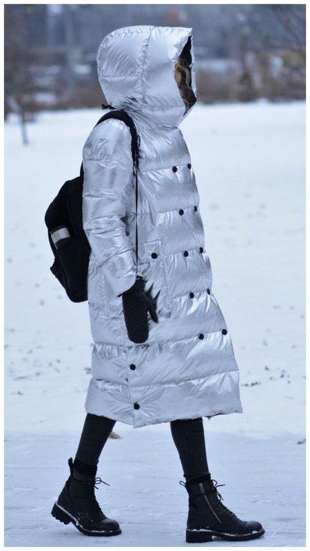 Как зимой носить рюкзак