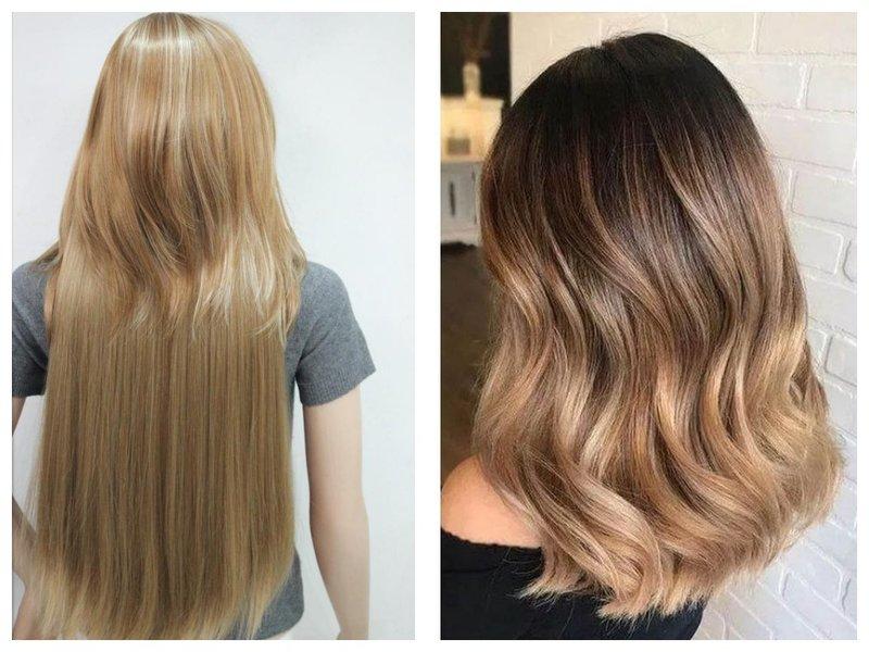 Какие длинные волосы считаются красивыми