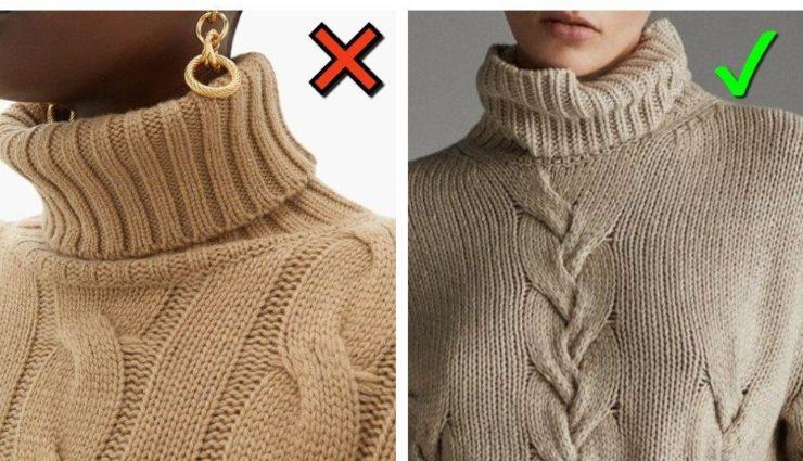 Как правильно носить свитер в 2021 году
