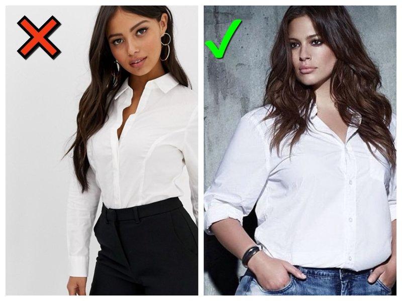 Как носить рубашку, чтобы выглядеть дорого