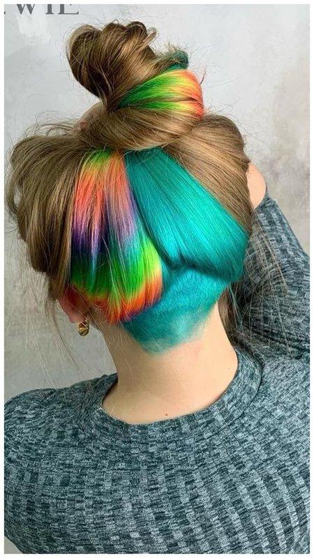 Волосы как у русалки фото