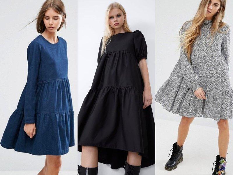 Самый модные платья 2021 фото