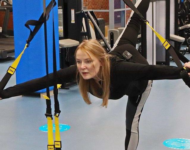 Лариса Вербицкая спорт