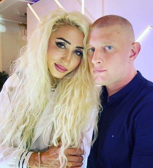 Татарка ФМ и ее жених Дмитрий