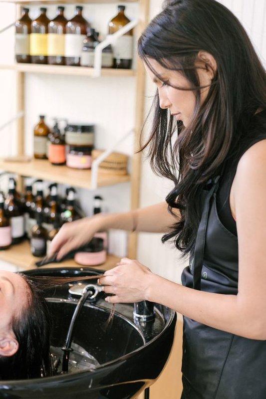 Ассистент парикмахера
