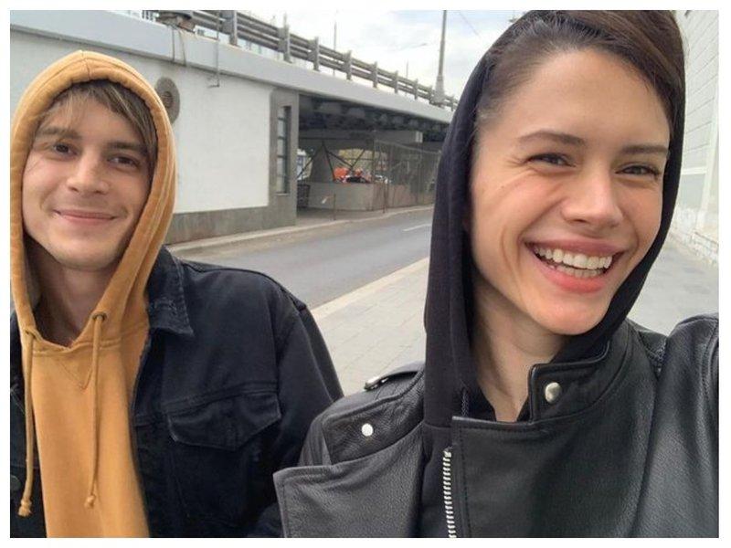 Иван Янковский и Диана Пожарская фото