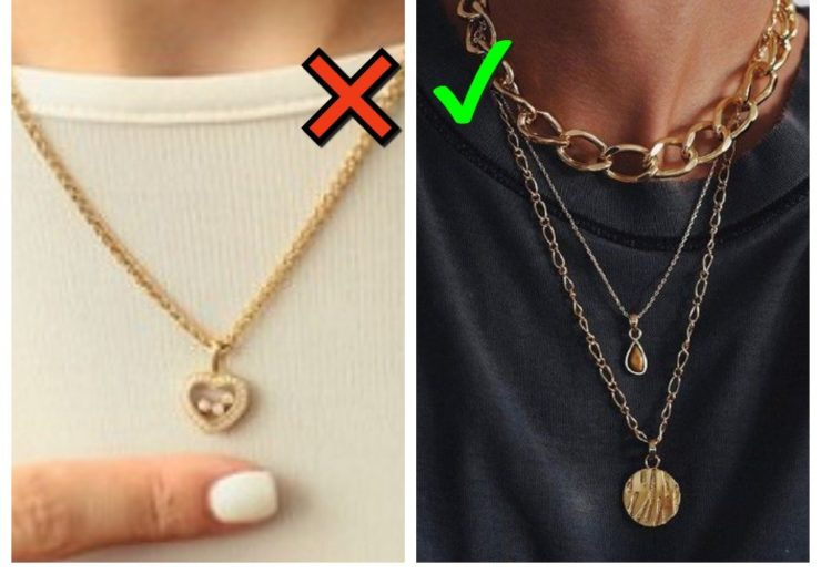 Почему носить золото немодно