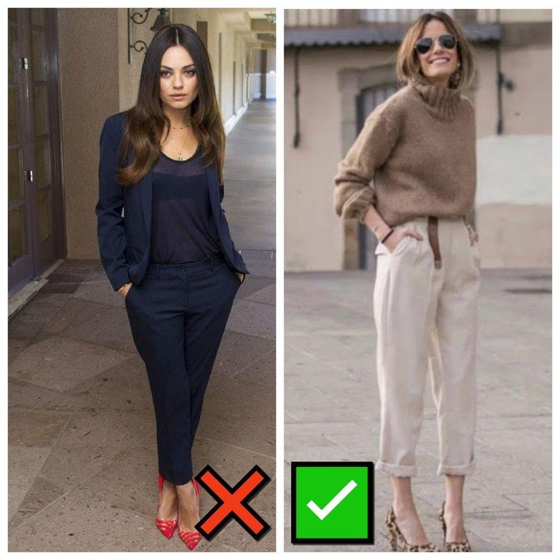 Какие брюки носить весной 2021