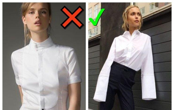 Модные рубашки весна 2021