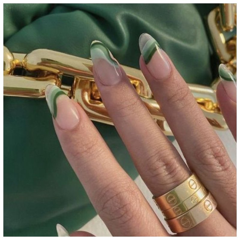 Кольца в стиле картье