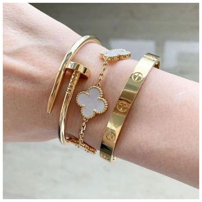 Красивые модные браслеты фото