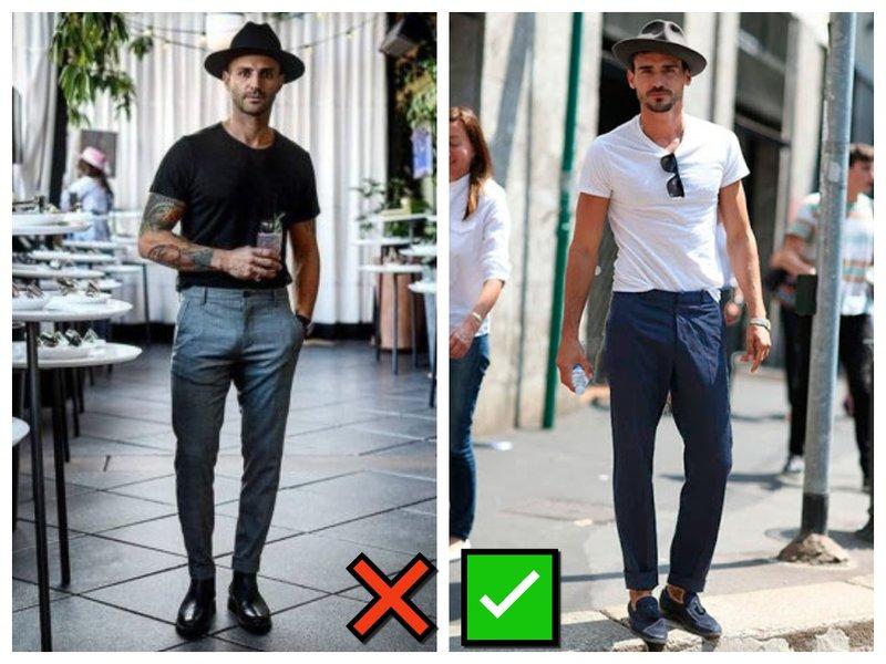 Как мужчине носить шляпу
