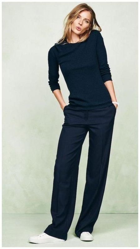 Классические брюки на весну для женщин
