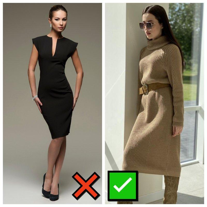 Какое платье носить весной 2021