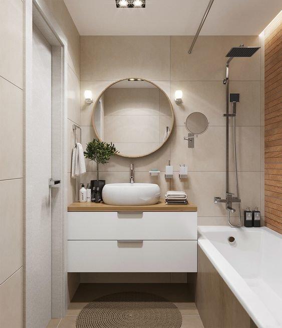 Стильная раковина для ванной