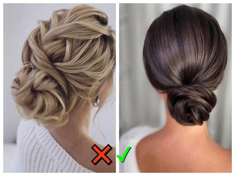 Как модно собирать волосы в пучок