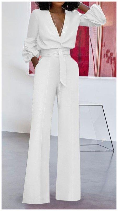Свободные брюки палаццо
