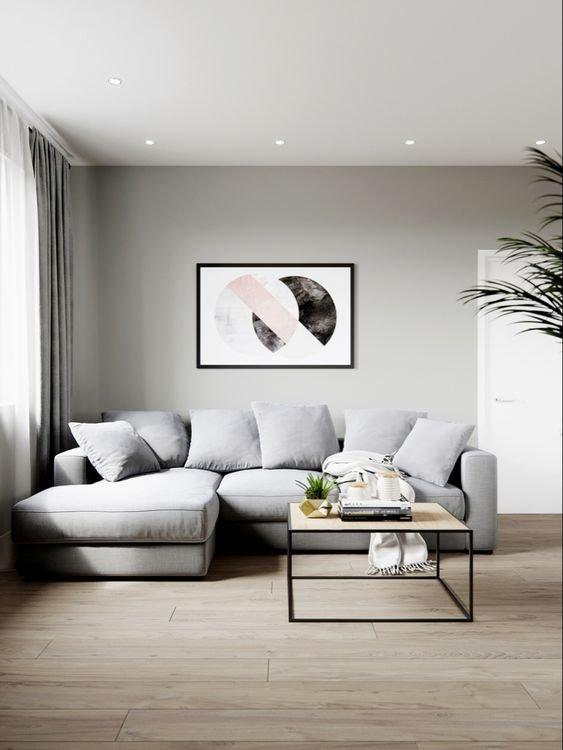 Модный диван для гостиной