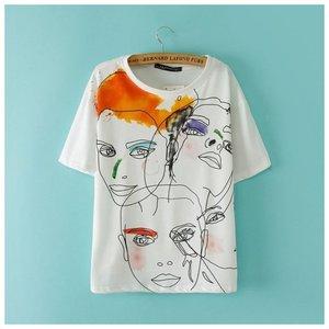Рисунки на футболках фото
