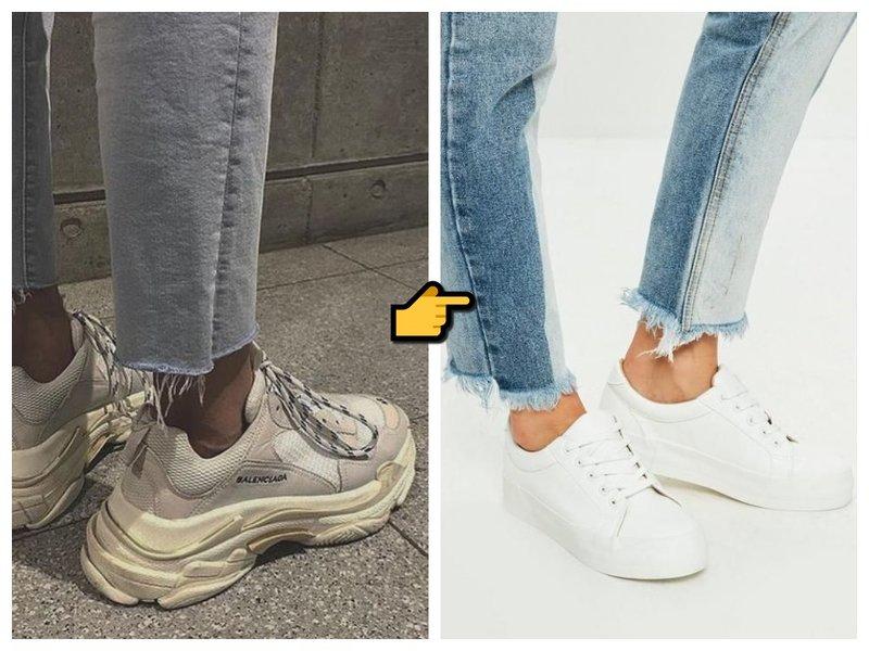 Самые модные кроссовки 2021 фото