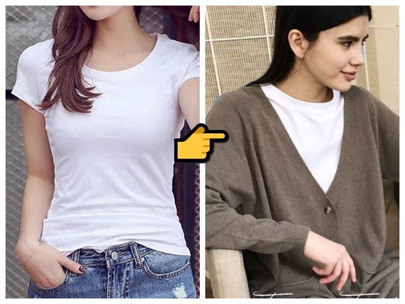 Как носить устаревшую футболку
