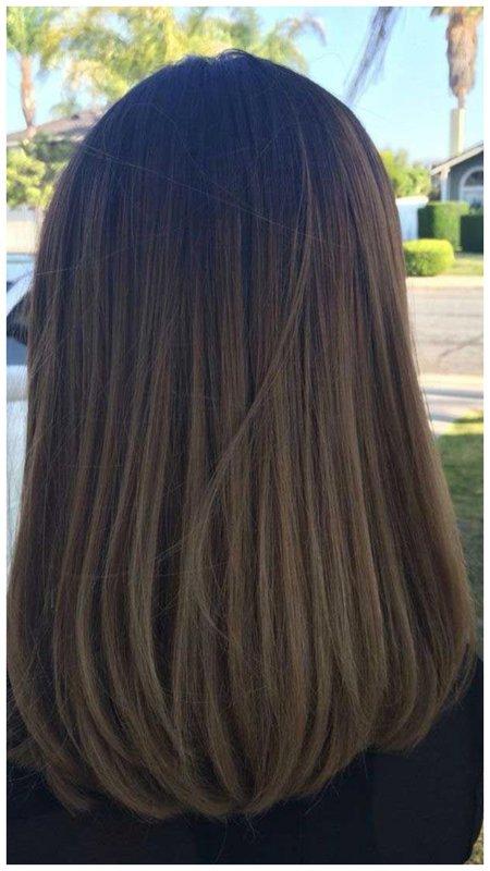 Овальный срез прямые волосы фото