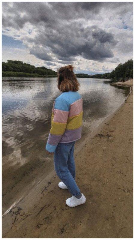 Фото на берегу реки