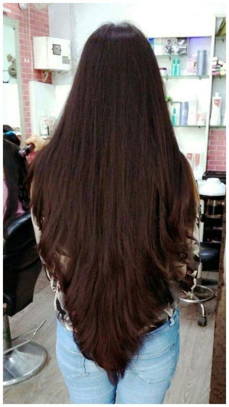 Какой сделать срез волос