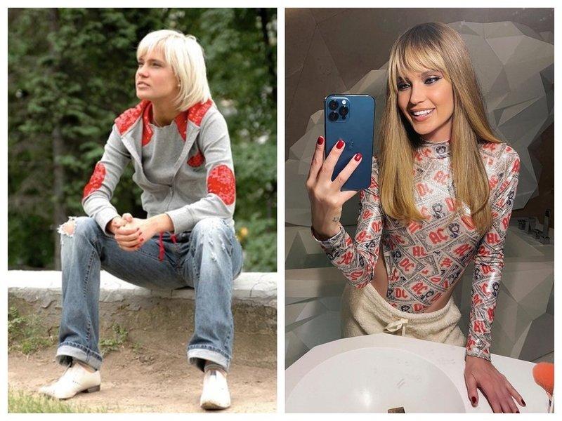 Глюкоза до и после смены стилиста