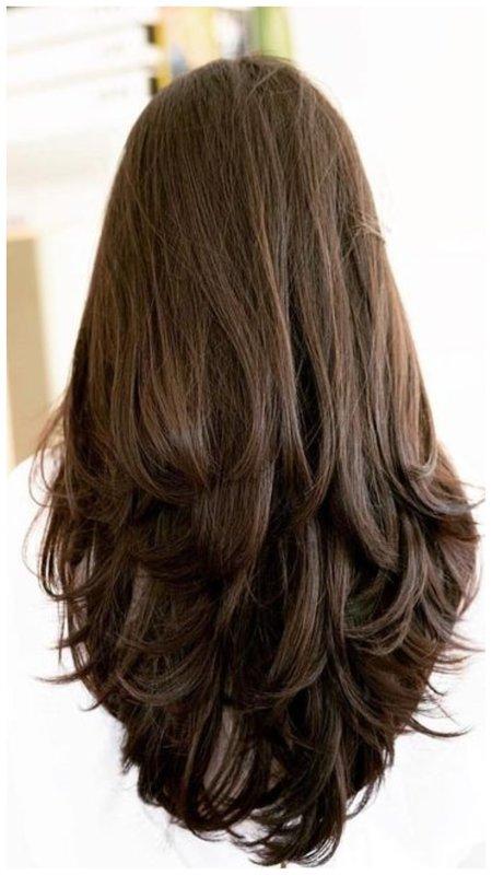 Лисий хвост волосы
