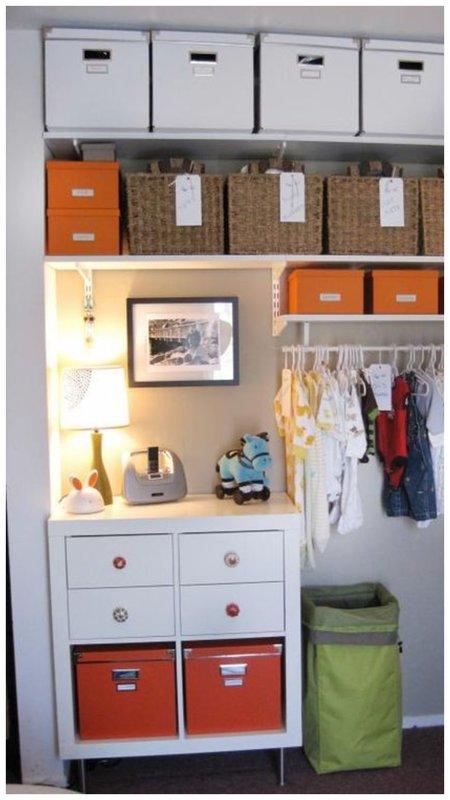 Коробки для гардероба