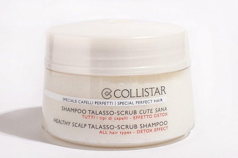 Collistar - скрабирующий шампунь