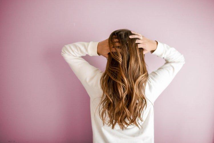Красивые волосы фото