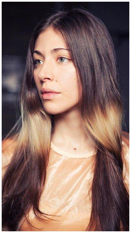 Сплэшлайтс фото волос