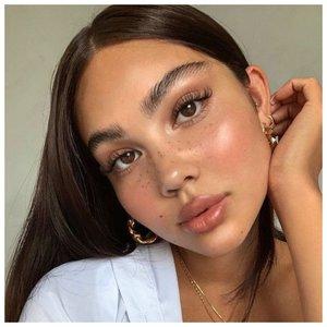 макияж в стиле бэйби фэйс пример