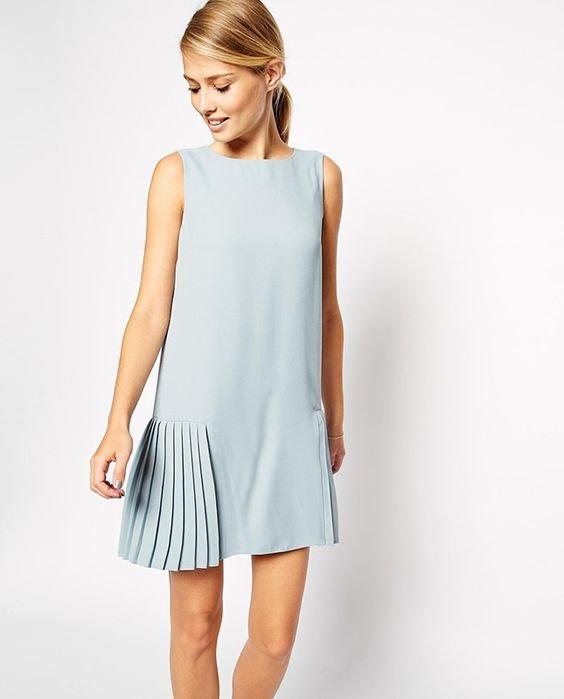 Как правильно выбрать длину летнего платья