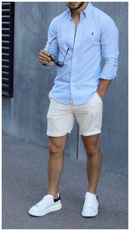Модные мужские шорты на лето