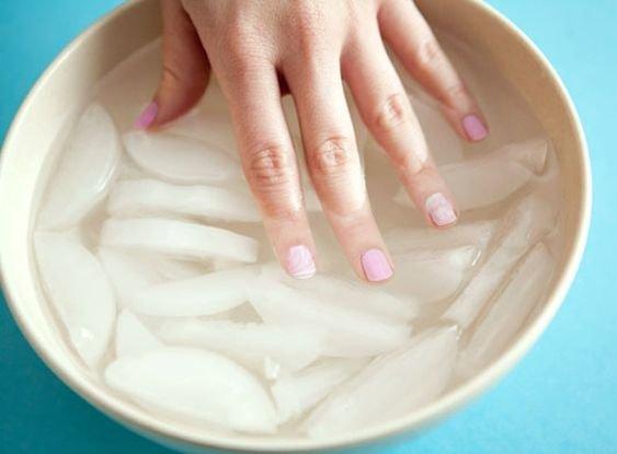 Ванночки для кожи рук рецепты