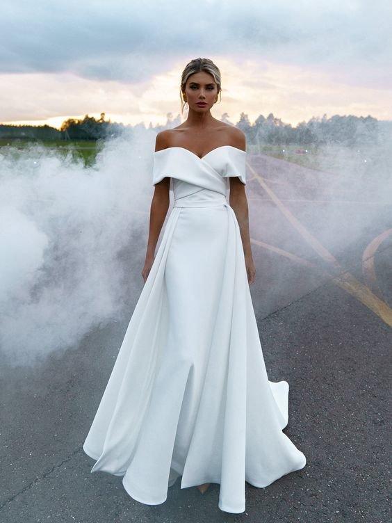 Современная невеста фото